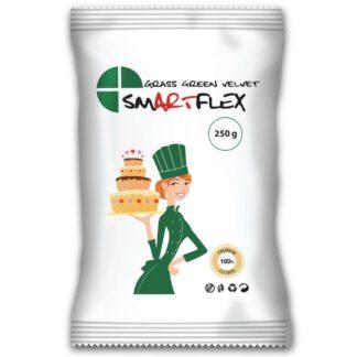 Smartflex fondant - Green Grass Velvet vanille 250 gr